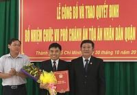 TP.HCM: Bổ nhiệm mới ba phó chánh án trẻ