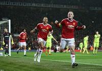 M.U 1-0 CSKA Moscow: Rooney lập kỷ lục, 'quỷ đỏ' thắng may
