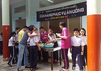 'Cửa hàng' đồng giá 5.000 đồng của học sinh khiếm thị