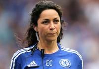 Nữ bác sĩ khiến Mourinho 'khốn đốn' kết hôn: Cầu thủ Chelsea vắng mặt