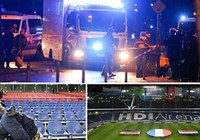 Chùm ảnh nước Đức báo động vì bị đe dọa khủng bố