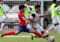 U-21 Việt Nam 0-0 U-19 Hàn Quốc: Hài lòng cả đôi bên