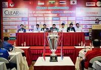 Giải U21 quốc tế báo Thanh Niên: Điểm binh trước giờ bóng lăn