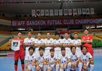 Giải futsal nữ các CLB Đông Nam Á 2015: Thái Sơn Nam vào chung kết