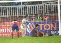 Những khoảnh khắc đẹp trong trận U-21 HAGL và U-19 Hàn Quốc