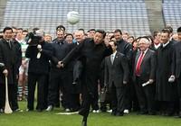 Chủ tịch Tập Cận Bình và giấc mơ World Cup