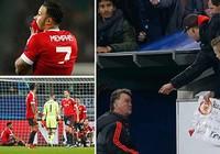 Video loạt trận Champions League sáng nay: M.U bị loại