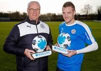 Bộ đôi Leicester City thắng giải xuất sắc nhất tháng 11 Premier League