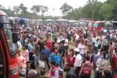 Tặng 5.000 vé xe cho sinh viên, công nhân về quê ăn tết