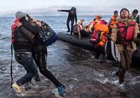 Bé hai tuổi chết đuối trên đường di cư đến Hy Lạp