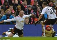 Cầu thủ Man Utd cãi nhau om sòm giữa trận đấu với Liverpool