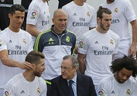 Ronaldo 'chơi khăm' Ramos