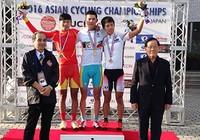 Tay đua Phan Hoàng Thái đoạt á quân trẻ châu Á