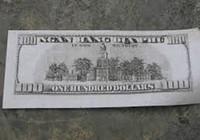 Rao bán tiền giả, giao hàng đôla... âm phủ