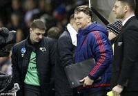 Man Utd thắng Derby, Van Gaal mơ vô địch FA Cup