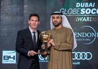 Cảnh sát 'xộ khám' vì tung thông tin riêng của Messi lên mạng