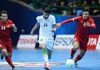 Thua đậm Iran, Futsal Việt Nam tranh HCĐ với Thái Lan