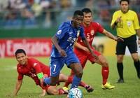 B. Bình Dương 1-1  Jiangsu FC: Sao Brazil chưa thể hiện được nhiều