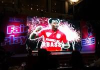 Abass Dieng đăng quang giải Fair Play 2015