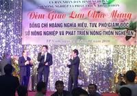 Tỉnh ủy Nghệ An yêu cầu báo cáo vụ tiệc mừng phó giám đốc sở nhậm chức