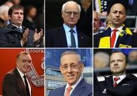 SỐC: M.U, Chelsea, Liverpool, Arsenal bàn kế ly khai khỏi Champions League