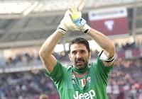 Buffon phá kỷ lục giữ sạch lưới ở Serie A