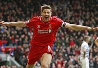 Gerrard bâng khuâng đứng giữa hai dòng nước