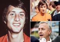 Những pha bóng không thể quên của 'thánh' Johan Cruyff