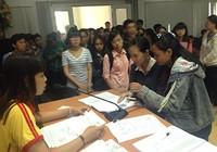 Phát hành hồ sơ đăng ký dự thi THPT quốc gia 2016