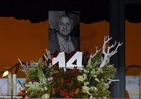 Xúc động buổi lễ tưởng niệm 'thánh' Johan Cruyff