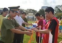 Cảnh sát Hình sự đá bóng mừng 70 năm thành lập
