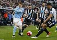 Newcastle United 1-1 Man. City: Ghìm nhau cùng 'chết'!
