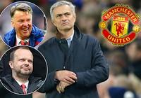 Muốn giữ Van Gaal, M.U đề nghị Mourinho sang… Trung Quốc một năm