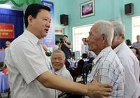 Ứng cử viên Đinh La Thăng: 'Chúng tôi nói là làm, hứa là phải thực hiện'