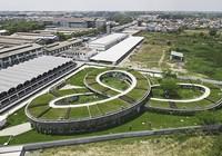 Hiện thực ngôi trường vào top 30 công trình đẹp nhất thế giới