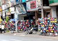 Muốn sản xuất mũ bảo hiểm phải có chỗ bán