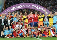 Euro 2012: Lịch sử lại gọi tên Tây Ban Nha