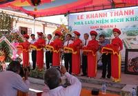 Quảng Ngãi: Tổ chức kỷ niệm Bích Khê - 100 năm