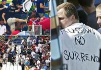 Nóng: Nga bị UEFA phạt nặng vì cổ động viên làm loạn