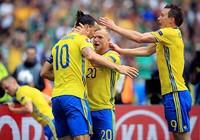 Thụy Điển 1-1 Ireland: Chia điểm!