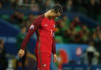 Ronaldo gây thất vọng, Bồ Đào Nha chia điểm với Iceland