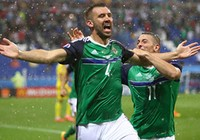 Ukraine 0-2 Bắc Ireland: Điều kỳ diệu của đoàn quân xanh