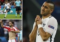 Pháp, Thụy Sĩ dắt tay nhau đi tiếp, Albania phải chờ