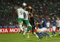 Thắng tối thiểu, Bỉ cùng Ireland nắm tay vào vòng trong