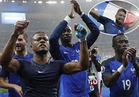 Thắng 'hủy diệt' Iceland, Pháp hẹn Đức ở bán kết Euro 2016