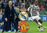 M.U nhận tin dữ vụ Pogba: Real Madrid đã vào cuộc