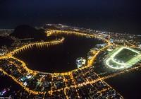 Hình ảnh đẹp ngỡ ngàng tại Rio trước lễ khai mạc Olympic