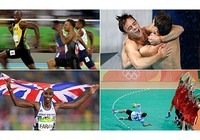 50 khoảnh khắc đẹp ngỡ ngàng tại Olympic Rio 2016 (phần 1)