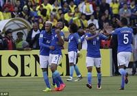 Messi gọi, Neymar trả lời, Brazil thắng lớn Ecuador