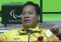 Lê Văn Công phá kỷ lục thế giới, giành HCV Paralympic lịch sử